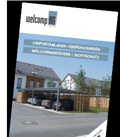 Welcomp AG (Holzkirchen bei München) Broschüre